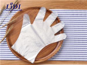 Disposable Children's PE Gloves