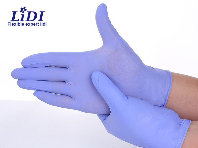 Waterproof And Oil Resistant TPE Gloves