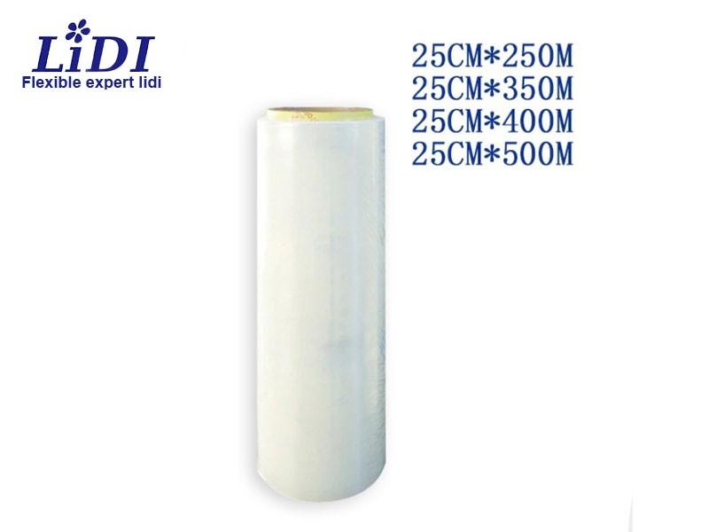 Large Roll Food Grade PE Cling Film