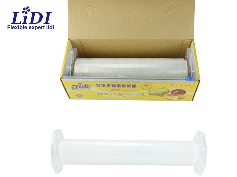 Household Slide Cutter PE Cling Film