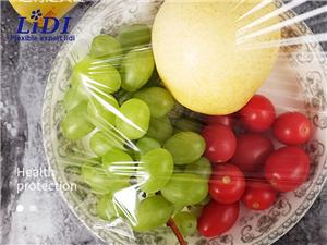 Vegetables Package PVC Cling Film