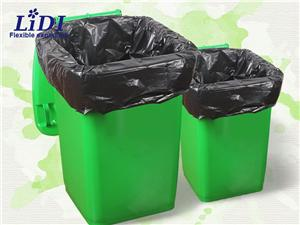 Large Property Management Use Garbage Bags
