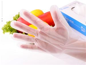 Protective Disposable CPE Gloves