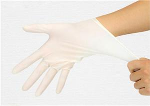 Durable Disposable Nitrile Gloves