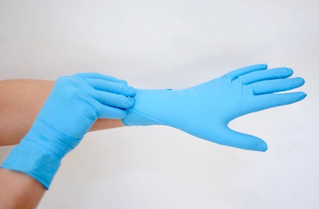 Disposable Nitrile Gloves For Check