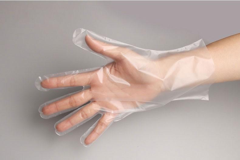 Nursing Disposable TPE Gloves