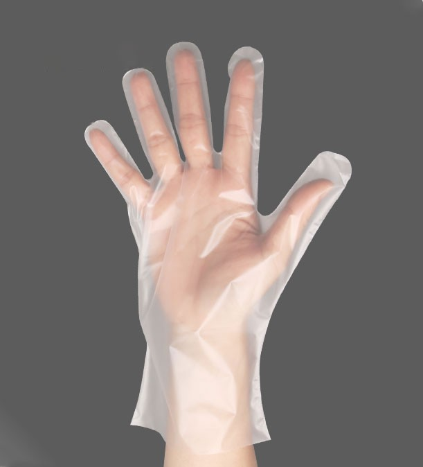 Custom Disposable TPE Gloves
