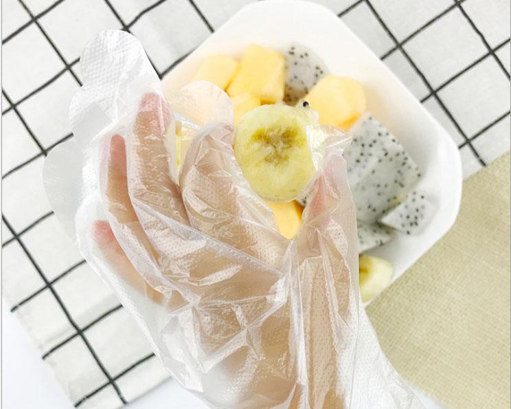 Food grade gloves for children