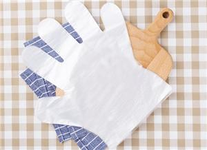 Transparent Bag-Packed PE Gloves
