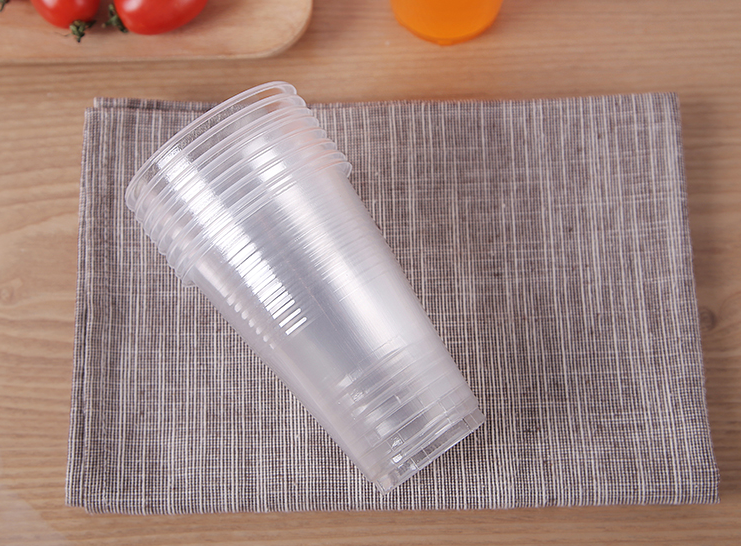 Thickening PS Coffee Water Airline Cups