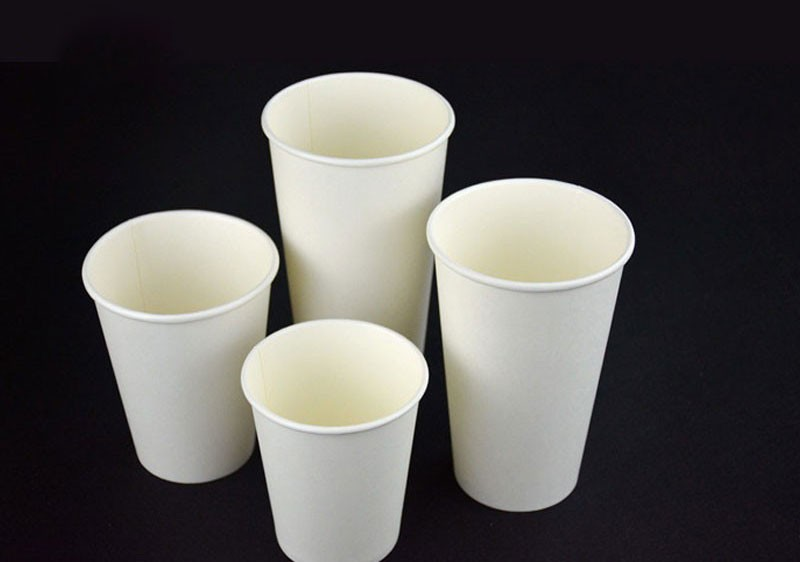 Water Drinking Disposable Paper Cups