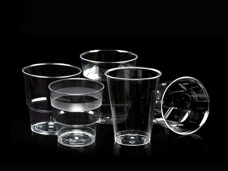 Thickening PS Water Airline Cups