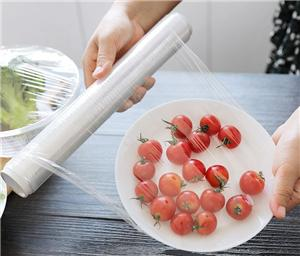 Small Roll Beauty Care PE Cling Film