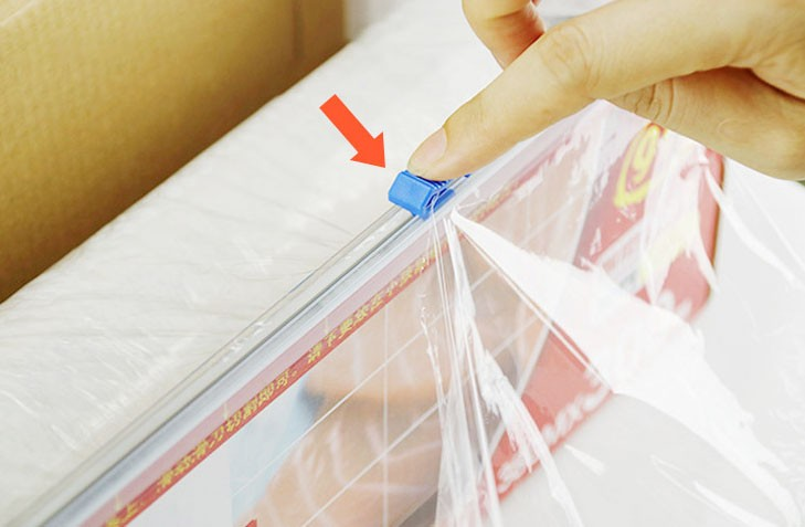 Hotel Use Slide Cutter PE Cling Film