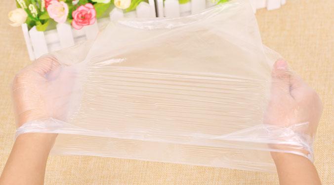 Split sll mall roPE fresh-keeping bag