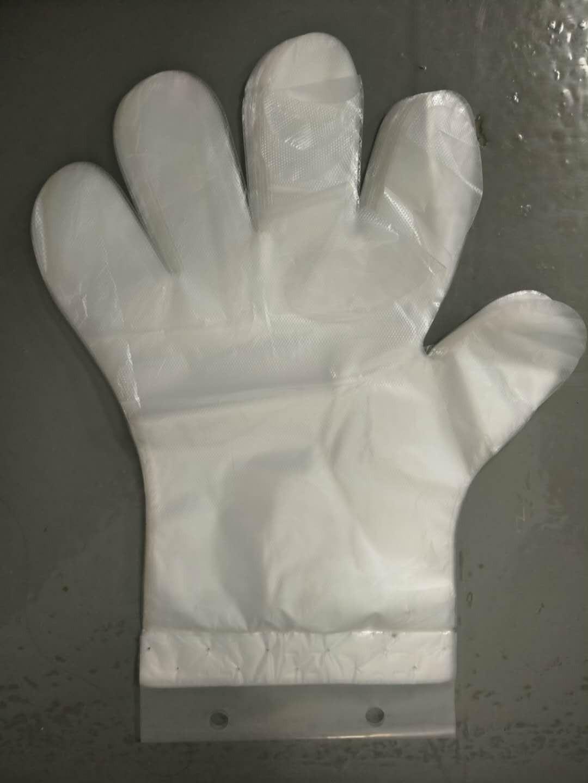 40GP一次性手套再次发货