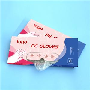 Waterproof Disposable PE Gloves