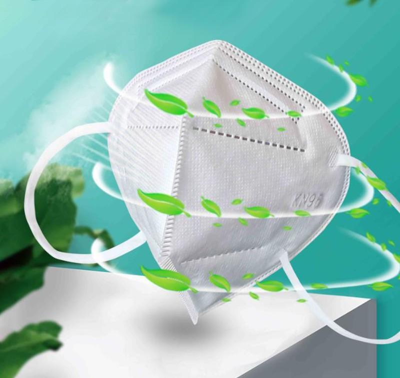 Kn95 folding mask