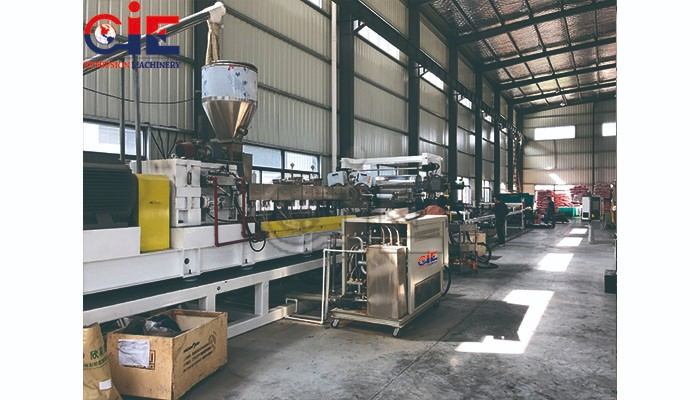 PP PS HIPS Plastic Sheet Extrusion Machine Manufacturers, PP PS HIPS Plastic Sheet Extrusion Machine Factory, Supply PP PS HIPS Plastic Sheet Extrusion Machine