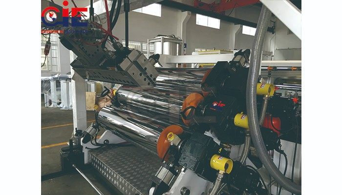 PET Sheet Extruder Machine Manufacturers, PET Sheet Extruder Machine Factory, Supply PET Sheet Extruder Machine