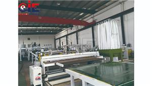 GPPS Mirror Sheet Plastic Extrusion Line