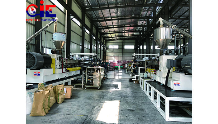 sheet production machinery
