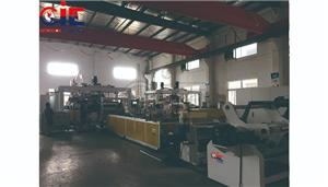 PP HIPS Sheet Production Machine