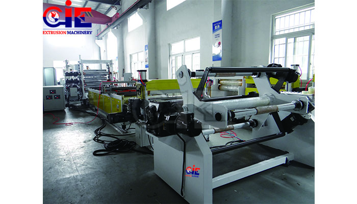 Sheet production machine