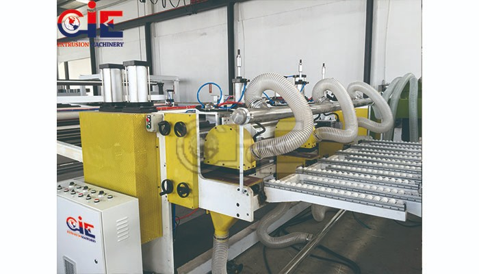 Single Screw PMMA Plastic Sheet Extrusion Machinery Manufacturers, Single Screw PMMA Plastic Sheet Extrusion Machinery Factory, Supply Single Screw PMMA Plastic Sheet Extrusion Machinery