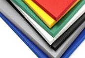 PVC plastic sheet extrusion line