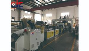 Precision Low Energy Consumption PLA PET Sheets Extrusion Line