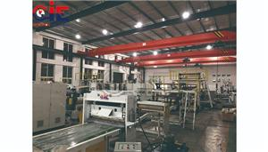 Plastic Sheet Extrusion Equipment