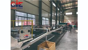 Single Screw PP PE ABS Thick Board Extruder