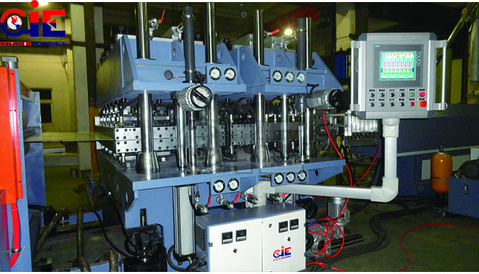 Board Extrusion riveting machine