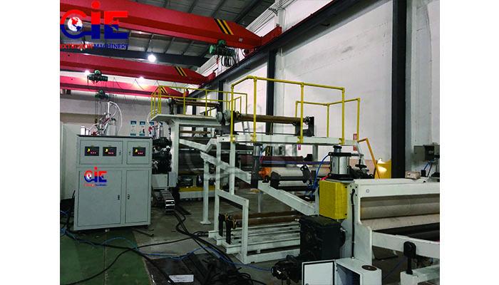 Plastic Board Extrusion equipment