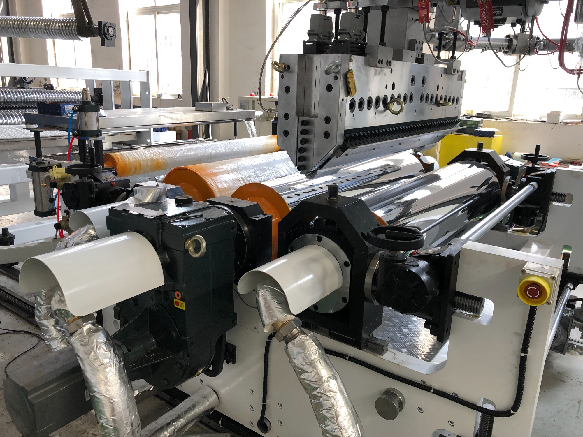 PC UV Plastic Corrugation Sheet Extrusion Machine Manufacturers, PC UV Plastic Corrugation Sheet Extrusion Machine Factory, Supply PC UV Plastic Corrugation Sheet Extrusion Machine