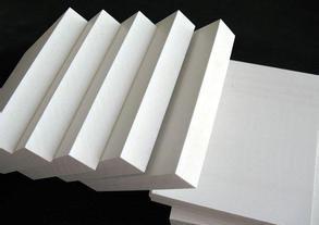 Three Canlender PVC Free Foam Board Plastic Extruder Machine