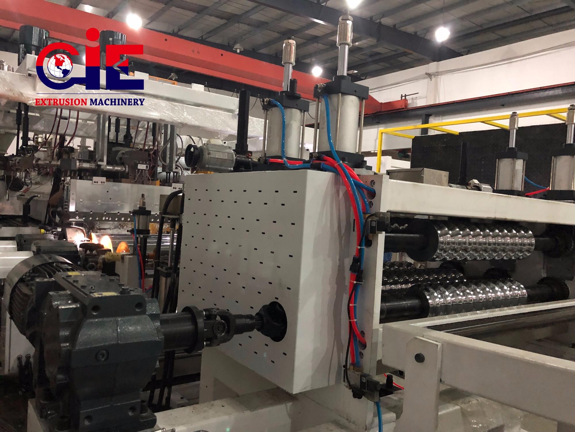 PC UV Plastic Corrugation Sheet Extrusion Manufacturers, PC UV Plastic Corrugation Sheet Extrusion Factory, Supply PC UV Plastic Corrugation Sheet Extrusion