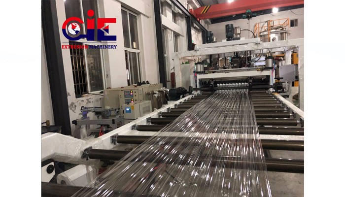 PC Corrugation Plastic Extruder Machine Manufacturers, PC Corrugation Plastic Extruder Machine Factory, Supply PC Corrugation Plastic Extruder Machine
