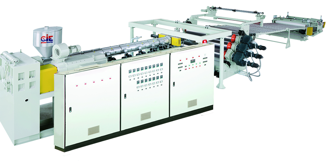 PC Board Production Machine