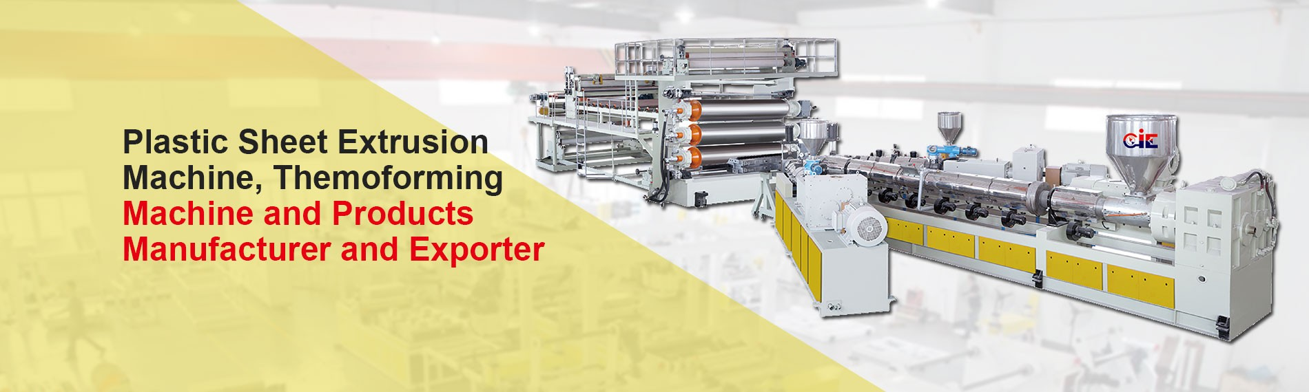 Plastic Forming/Thermoforming Machine