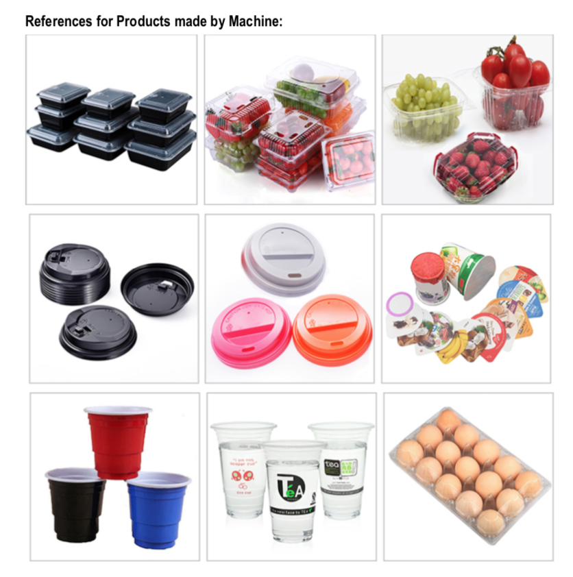 Automatic Plastic Cup