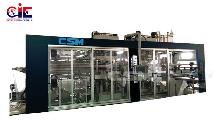 3-station ThermoForming Line Manufacturers, 3-station ThermoForming Line Factory, Supply 3-station ThermoForming Line