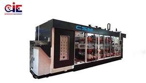 Plastic PP PS PET PLA Thermoforming Machine