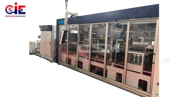 Plastic Thermoforming Equipment