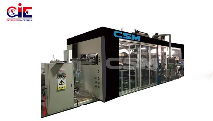 Automatic All Servo Thermoforming Machine Manufacturers, Automatic All Servo Thermoforming Machine Factory, Supply Automatic All Servo Thermoforming Machine