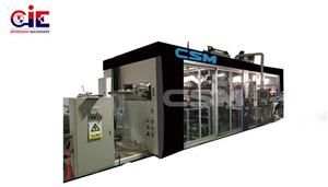 Automatic All Servo Thermoforming Machine