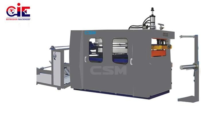 Cup Thermoforming And Stacking Machine Manufacturers, Cup Thermoforming And Stacking Machine Factory, Supply Cup Thermoforming And Stacking Machine
