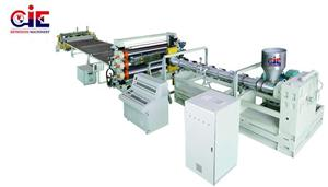 PP PE ABS Thick Board Production Line
