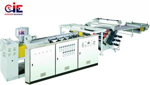 Making PC Board Extrusion Machinery